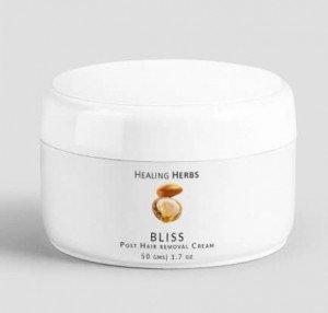 post hair removal skin cream