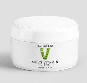 multi vitamin natural cream