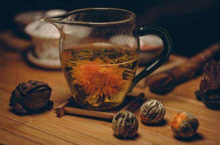 Non Caffeinated Tea or caffeine free teas. Also called tisane or herbal teas