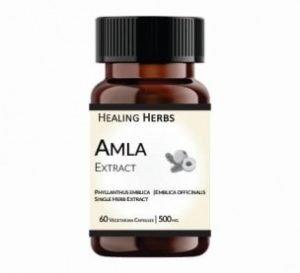 Amla Extract 60 Capsules 150 cc PET Bottle