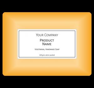 White Label Handmade Vegetarian Glycerine Soap