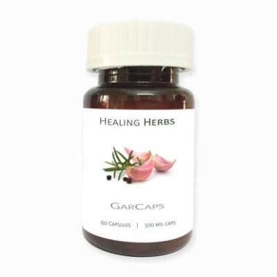 garlic capsules for hypertension