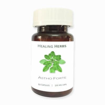 natural asthma medicine