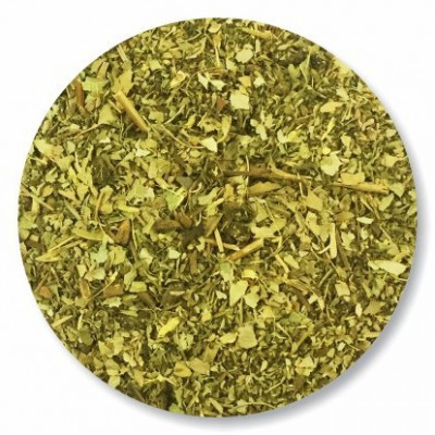 Spicy Green Tea - Green tea with a tangy spicy flavour of herbs