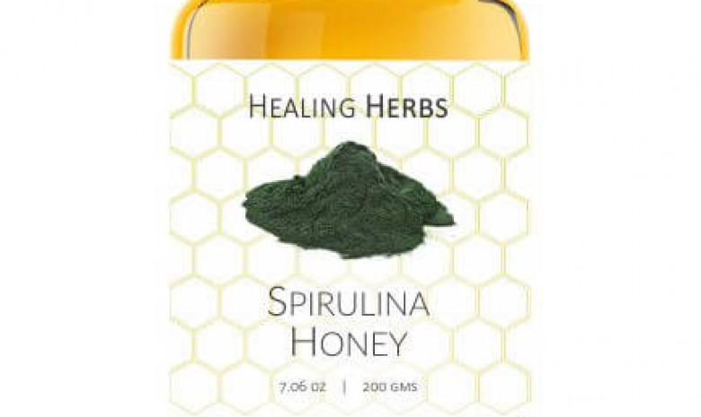 Honey with Spirulina