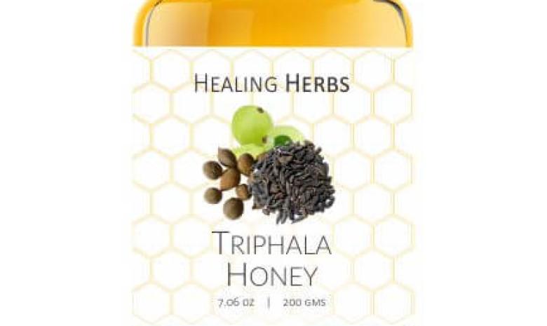 Honey with Trifla