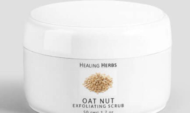 Oat Nut Exfoliating Scrub