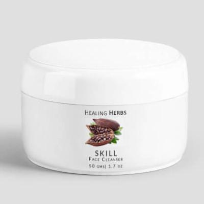 skin cleanser, skin cleansing cream, natural skin cleansing