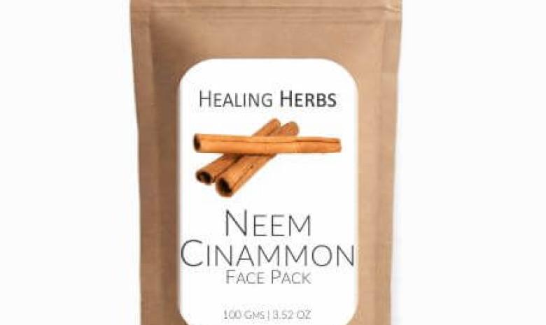 Neem Cinnamon Face Pack