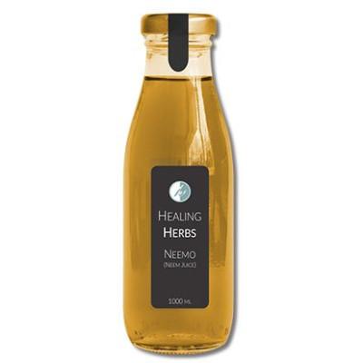 Neem juice, neem juice with stevia