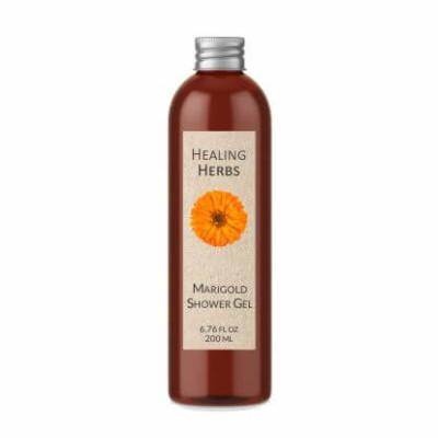 Marigold enriched premium shower gel made with natural & safe ingredients