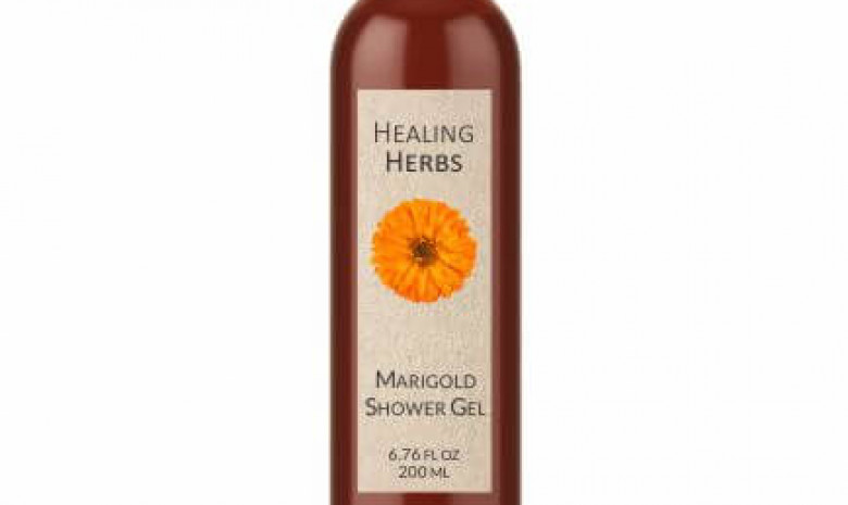 Marigold Shower Gel