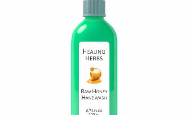 Raw Honey Hand Wash