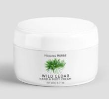 Wild Cedar – Hand & Body Crème