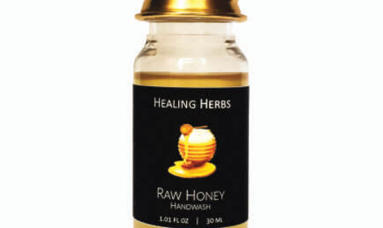 Raw Honey Hand Wash for Spas & Hotels