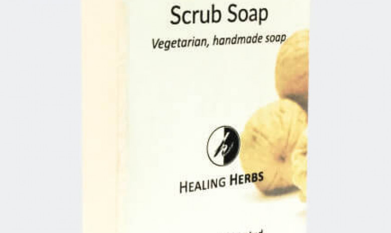 Scrub Soap for Spas & Hotels