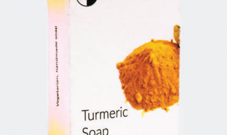 Turmeric Soap for Spas & Hotels