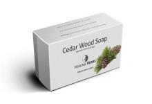 Cedar Soap Vegetarian Handmade Glycerine