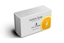 Lemon Handmade Vegetarian Glycerine Soap
